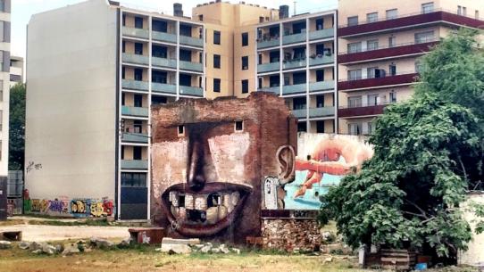 Mural Poblenou