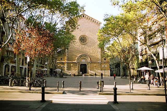 plaça-de-la-Virreina